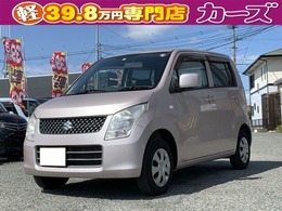 スズキ ワゴンR 660 FX /TEL・WEB商談可/キーレス/保証付
