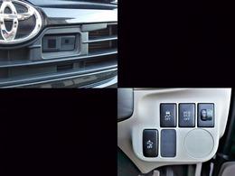安全装備が充実のトヨタの軽自動車☆スマートアシスト(総突軽減装置)付きで安心◎