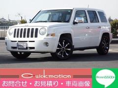 ジープ パトリオット の中古車 スポーツ 4WD 埼玉県川越市 65.9万円