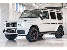 メルセデスAMG Gクラス G63 4WD ナイトパッケージ 右H カーボンインテリア