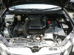 2リッター4WDターボエンジン。