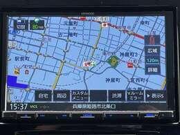 大好評!カーセンサー新車1台限定企画!オプション33万円相当が付いてくる!のフルセグ地デジナビ(DVD再生・CD録音・Bluetooth)