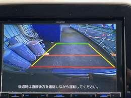 33万円オプションセットのバックカメラです。夜や雨の日の駐車も安心ですね☆(