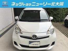 トヨタ ラクティス 1.3 X ウェルキャブ 車いす仕様車スロープタイプ タイプI 助手席側リアシート付 車いす仕様車Iリア席付