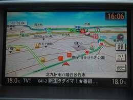 ワンセグTV☆CD再生☆録音機能搭載☆純正HDDナビで知らない町もスムーズに行くことが出来ます。