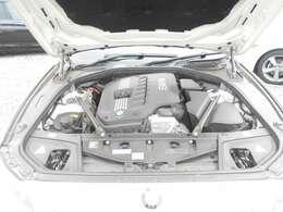 直列6気筒2500cc自然吸気エンジンはこのシリーズで最後になります