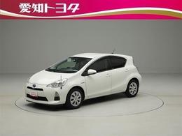 トヨタ アクア 1.5 S メモリ-ナビ フルセグTV ETC