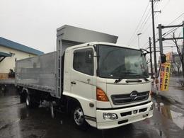 日野自動車 レンジャープロ ワイド 中古 ファームダンプ 5m
