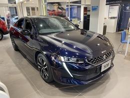 プジョー 508 GT ブルーHDi ディーゼルターボ 室内展示車 新車保証R5年3月