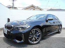 BMW 3シリーズ M340i xドライブ 4WD 19AWコニャック革Pアシスト+1オナ認定車