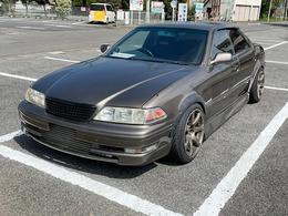 トヨタ マークII 2.5 ツアラーV AT-MT/車高調/フルバケットシート/LSD