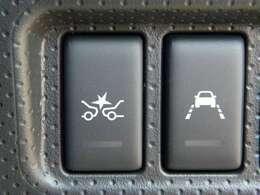 エマージェンシーブレーキ大事なビジネスを守るため、衝突回避をアシスト。LDW(車線逸脱警報)フロントカメラによりレーンマーカーを検知し、走行車線から逸脱しそうな場合、注意を喚起します。
