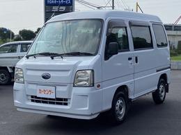 スバル サンバー 660 トランスポーター 5速MT車・CD・A/C・PS・運転席エアバック
