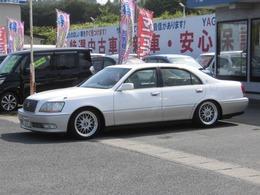 トヨタ クラウンマジェスタ 4.0 Cタイプ i-Four 4WD BBSアルミ ETC キーレス 4WD