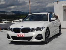 BMW 3シリーズツーリング 320d xドライブ Mスポーツ ディーゼルターボ 4WD ハイラインP 茶革 フルセグTV 禁煙車