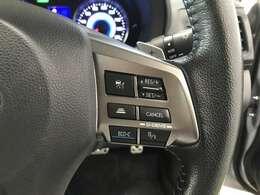 【クルーズコントロール】高速道路や自動車専用道路で一定スピードでの運転をサポートする機能です!余計なアクセルの踏込みがなくなることでドライバーの負担が軽減し、燃費向上にもなります。