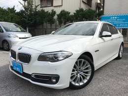 BMW 5シリーズ 523i 純正ナビ ACC 黒レザー