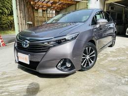 トヨタ SAI 2.4 G メーカーナビ/パワーシート/ETC/Bモニター
