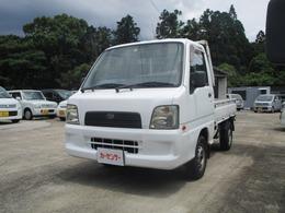 スバル サンバートラック 660 TC 三方開 4WD 5速マニュアル