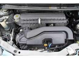 エンジンは吹け上りも良く異音や白煙等はありません。