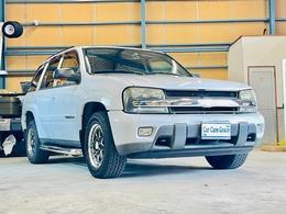 シボレー トレイルブレイザー LT 4WD ナビ ETC