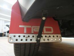 TRDフィールドモンスター♪魅力的なエアロやマッドフラップを装着したお得な1台です!