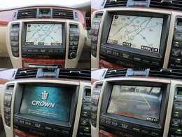 純正HDDナビが装備されております♪画面もクリアで運転中も確認しやすいです♪マルチなので見た目も◎♪バックカメラも装備されているので駐車が苦手な方も安心ですね♪