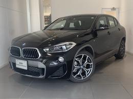 BMW X2 sドライブ18i MスポーツX DCT シートヒーター LED 電動テールゲート
