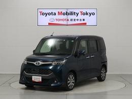 トヨタ タンク 1.0 カスタム G-T スマアシ2・両側電動・SDナビ・アルミ
