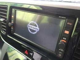 【純正SDナビ】CD機能やフルセグTV視聴も可能ですので、ドライブもとても楽しくなりますね☆TVキャンセラーもオプションで注文可能です♪