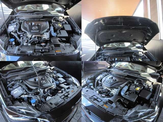 心臓部1.5LスカイアクティブDは、革新的技術の向上により、これまでのディーゼルエンジンの課題である騒音、黒煙、振動などのネガティブなイメージを払拭し、伸びやかな加速と低燃費を両立しております。