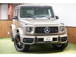 メルセデスAMG Gクラス G63 4WD ManufakturEdition 新車保証付ディーラー車