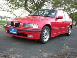 BMW 3シリーズコンパクト 318ti セレクション 女性ワンオーナー禁煙