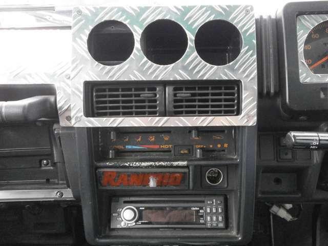 CD・ラジオ付いております!