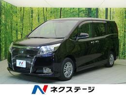 トヨタ エスクァイア 2.0 Gi 純正9型ナビ フリップダウンモニター