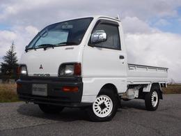 三菱 ミニキャブトラック 660 V30 スペシャルエディション 三方開 4WD