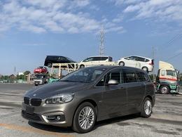 BMW 2シリーズグランツアラー 220i ラグジュアリー アドバンスアクティブセーフティPKG