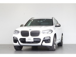BMW X3 M40d ディーゼルターボ 4WD 前車追従クルコン 純正HDDナビバックカメラ