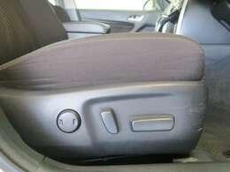 パワーシート付き!より細かいドライビングポジションの設定ができます!(^^)/