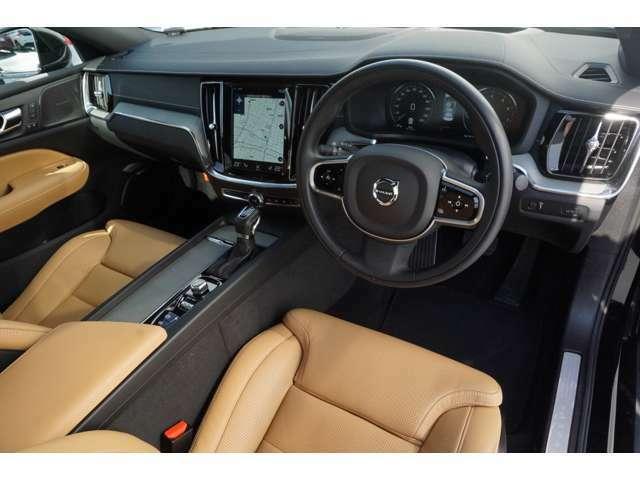 運転席と助手席には、真夏でも快適なベンチレーション機能や、長距離運転時につかれた際に活躍するマッサージ機能も標準装備しております。