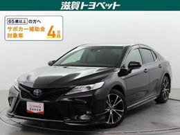 トヨタ カムリ 2.5 WS レザーパッケージ フルセグSDナビ・バックカメラ・ETC付き