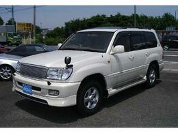 トヨタ ランドクルーザー100 4.7 VXリミテッド 4WD サンルーフ