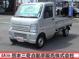 スズキ キャリイ 660 KCエアコン・パワステ 3方開 4WD 1年間保証付(距離無制限)