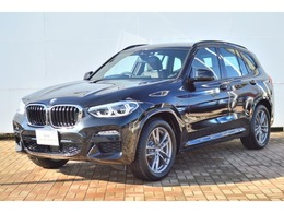 BMW X3 xドライブ20d Mスポーツ ディーゼルターボ 4WD 正規認定中古車 ACC ハイビームA Dアシスト