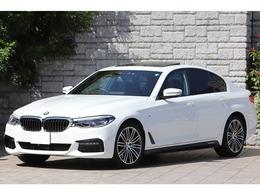 BMW 5シリーズ 540i xドライブ Mスポーツ 4WD セレクトPKG 黒革 サンルーフ ワンオーナー