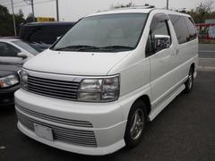 日産 エルグランド の中古車 3.3 ライダー 4WD 愛媛県四国中央市 39.0万円