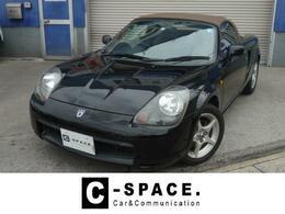 トヨタ MR-S 1.8 Sエディション シーケンシャル 本革シート オープンカー CDチェンジャー