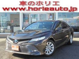 トヨタ カムリ 2.5 G MOP8インチナビ セーフティセンス ETC2.0