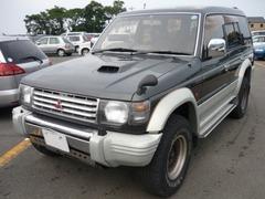 三菱 パジェロ の中古車 2.8 ミッドルーフワイド XR-II ディーゼルターボ 4WD 愛媛県四国中央市 49.9万円