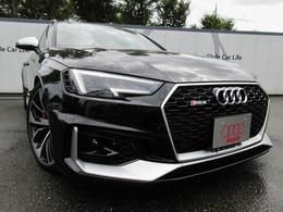 アウディ RS4アバント 2.9 4WD 新型Newモデル 走行220km アシスタンスPKG